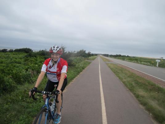 Bike lane!