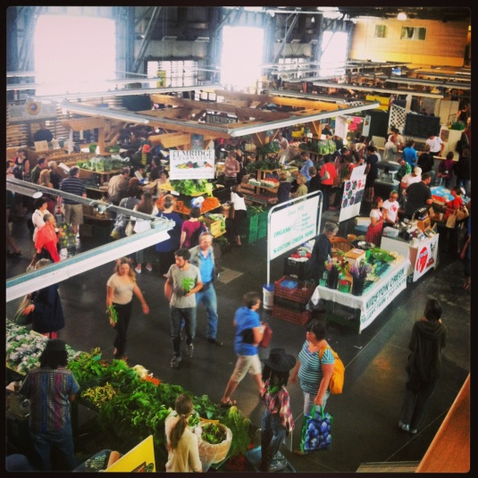 Halifax Seaport Farmers Market...AMAZING