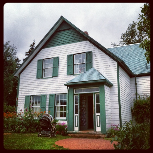 Ann of Green Gables house!