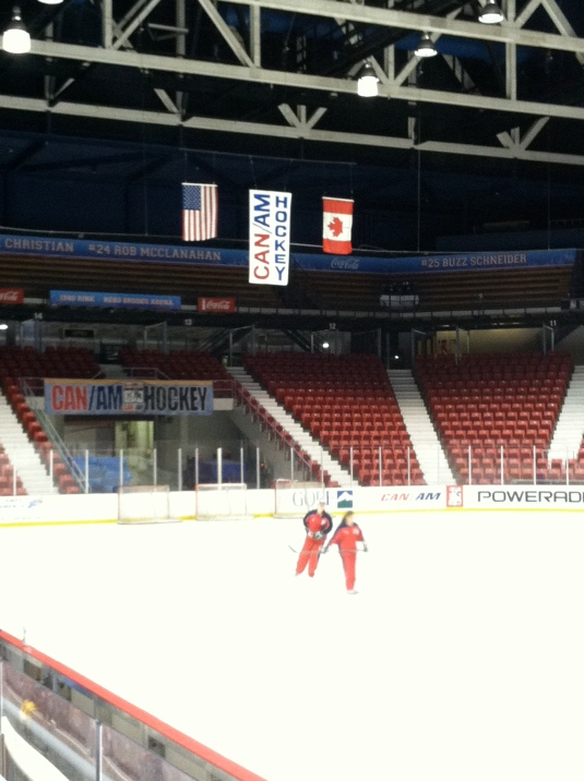 Site of the Miracle on Ice